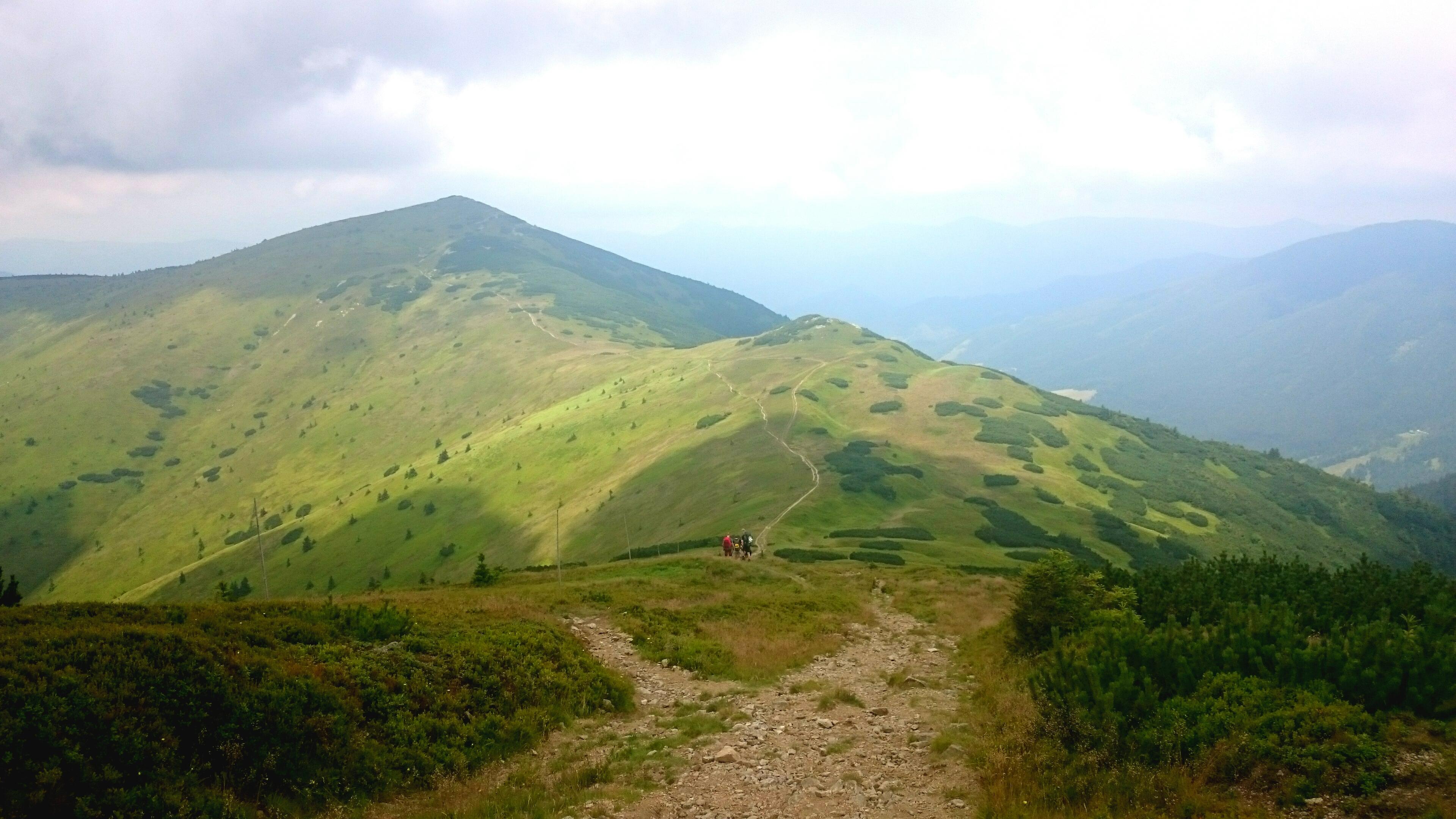 Trza se dychnyć... heja w Niżne Tatry!