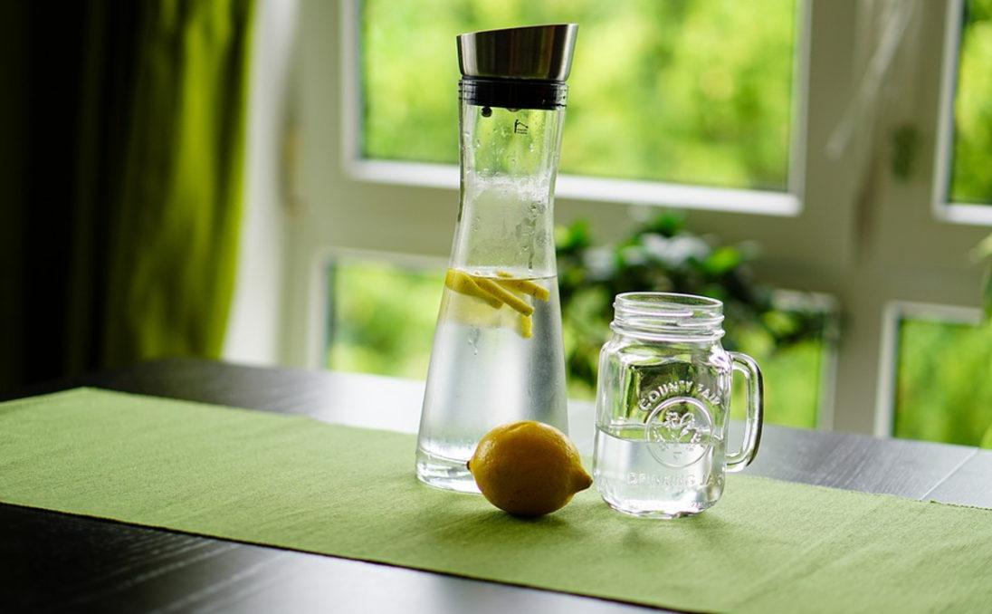 Zacznij dziyń od szolki wody!