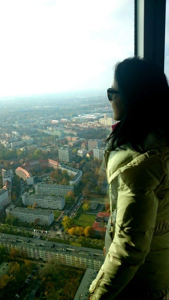 Weekend we Wrocławiu - rajza po świyży luft!